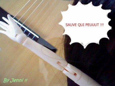 Lou et la guitare x)