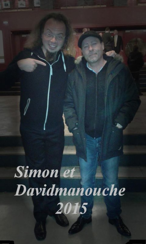 David et Simon