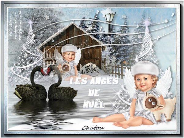 Voila l'hiver est a nos portes .... Voici mes défis hiver dans des forums différents ... PRENEZ SI VOUS AIMEZ...