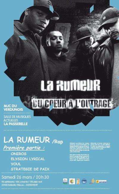 """Avant première de """"La Rumeur"""""""