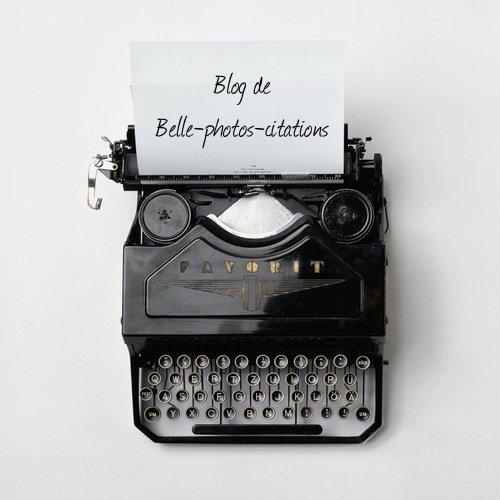 Présentation blog ❤