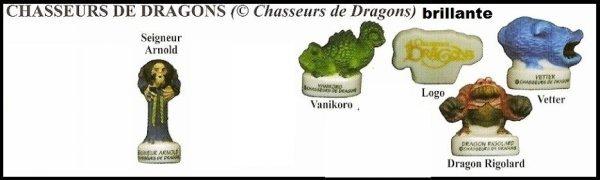 * chasseurs de dragons brillante 2010 Alcara
