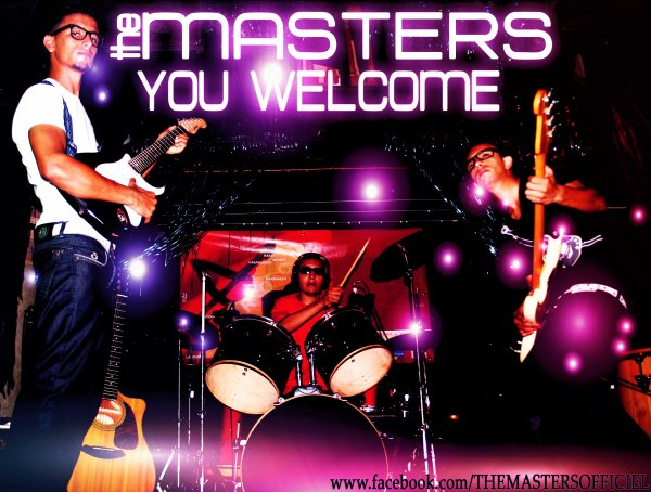 THE MASTERS - YOU WELCOME