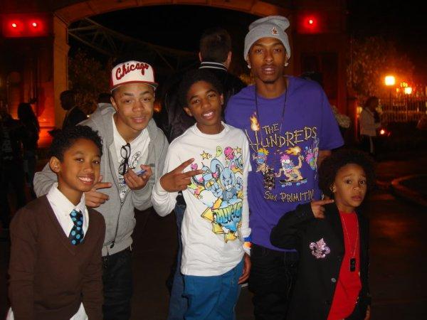 Lil Fresh Boyz