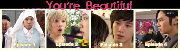 ✿.。.:* ☆:*:.  You're Beautiful .:*:.☆*.:。.✿