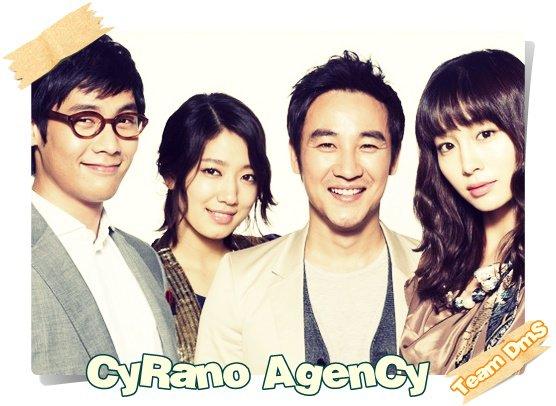 ✿.。.:* ☆:*:. Cyrano Agency .:*:.☆*.:。.✿