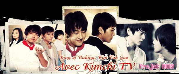 ✿.。.:* ☆:*:.Baker King, Kim Tak Goo .:*:.☆*.:。.✿