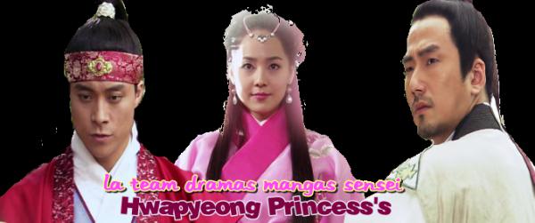 ✿.。.:* ☆:*:.HWAPYEONG PRINCESS'S WEIGHT LOSS .:*:.☆*.:。.✿
