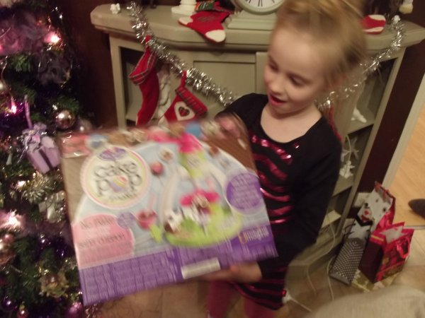2 cadeaux tant desirés a noel (parmis tant d autres....) noel 2014