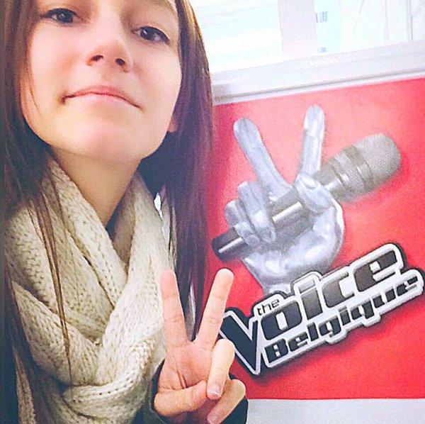 Je tente The Voice Belgique cette année rendez vous à la télévision les mardis sur La Une à 20h15