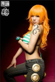 One piece cosplay cindy - Luffy x nami 2 ans plus tard ...