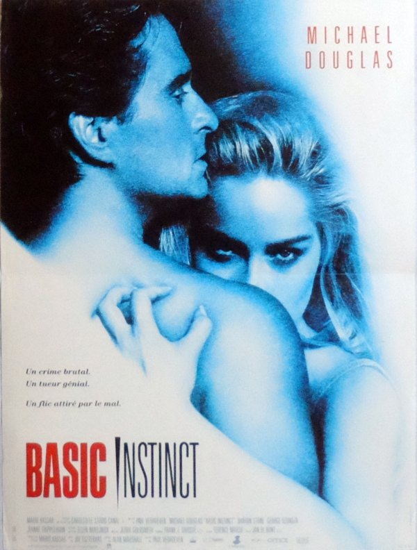 BASIC INSTINCT THRILLER