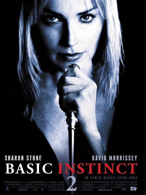 BASIC INSTINCT 2 THRILLER