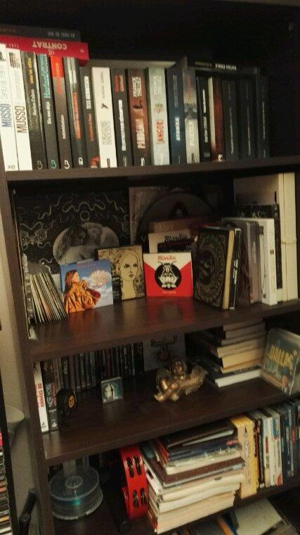 Mes bibliothèques et autres rangement