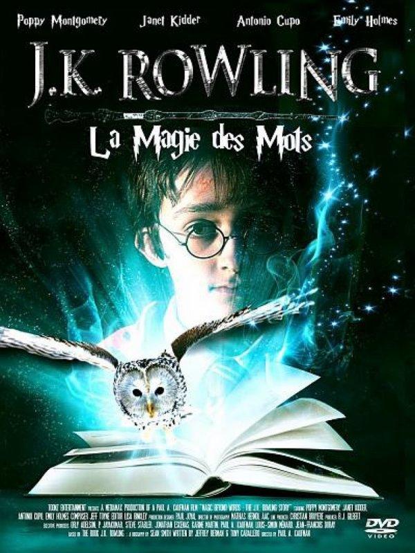 J K ROWLING LA MAGIE DES MOTS