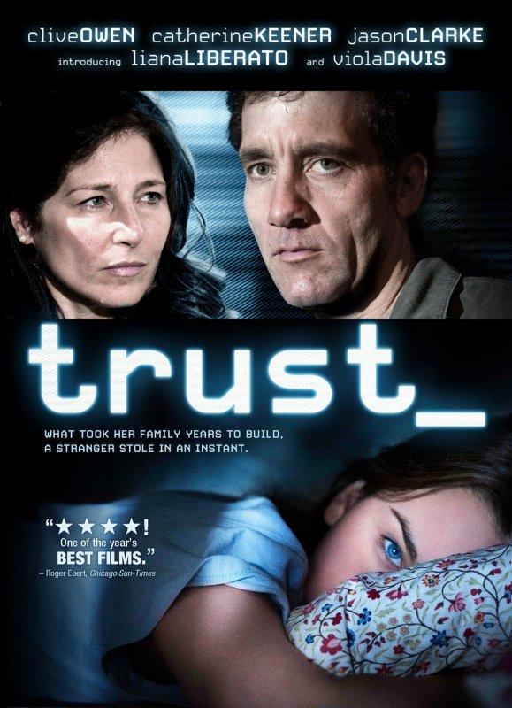 TRUST THRILLER