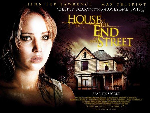 La maison au bout de la rue thriller