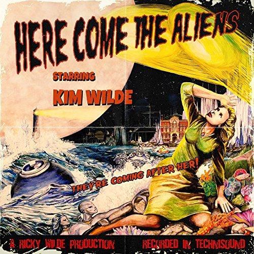 NOUVEL ALBUM DE KIM WILDE BIENTOT UNE RUBRIQUE SUR L'ALBUM
