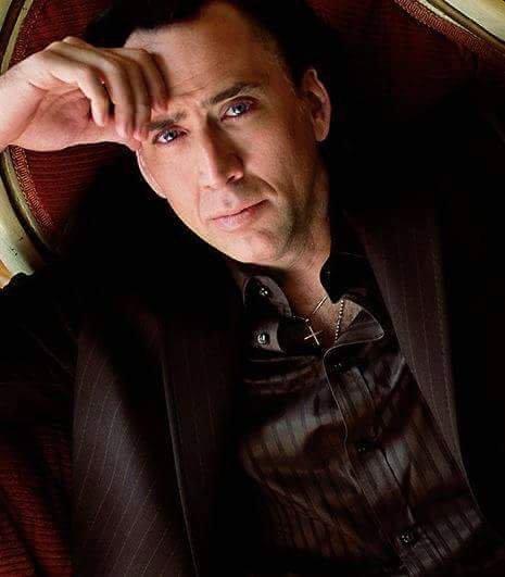 Nicolas Cage un de mes acteurs préférés et vous quels sont les vôtres ?