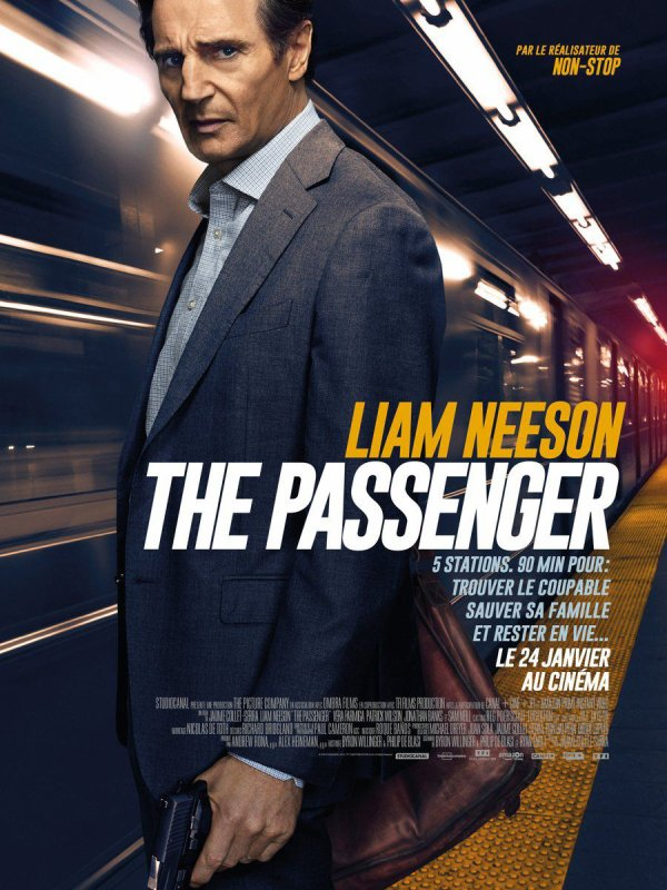 the passenger avec Liam Neeson