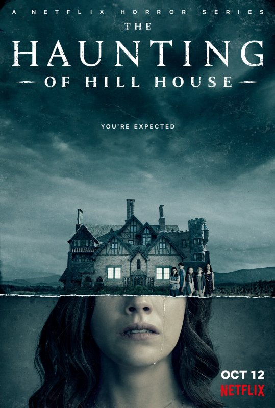 SERIE THE HAUNTING OF HILL HOUSE