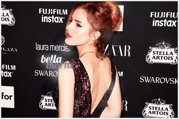 ● Bienvenue sur Thorne-Bella, votre source d'actu quotidienne sur Bella Thorne. Suivez l'actualité de la jeune et talentueuse actrice Bella Thorne à travers différents supports candids, events, shoots, interviews, et autres.