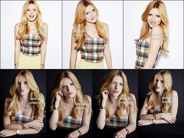 Découvrez de tout nouveaux portraits de notre actrice, réalisés par Andrew Stiles. Aucun changement concernant le décor et les tenues mais Bella T. est sublime dessus ! De quoi faire des jaloux, n'est-ce-pas ?