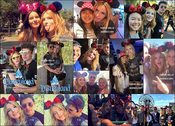 06 Sept. - At Disneyland.