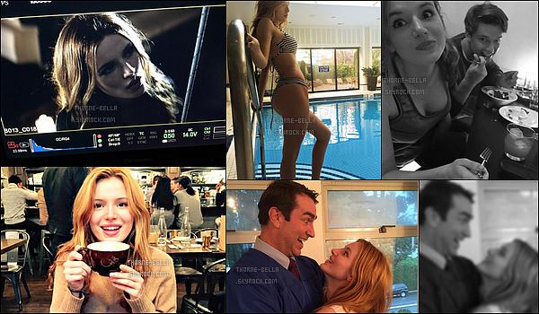 Des photos HQ de Bella Thorne, réalisées par Naj Jamai, en 2013 sont sorties. Eh bah dis-donc, il y en a des photoshoots qui sortent en retard. Enfin, tant qu'on en a, c'est super. Vous aimez celui-ci ?