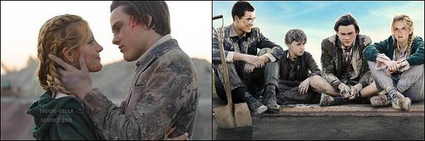 Découvrez ci-dessous deux stills et la vidéo promo du film « Shovel Buddies ».