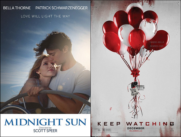 Posters : Midnight Sun | Keep Watching
