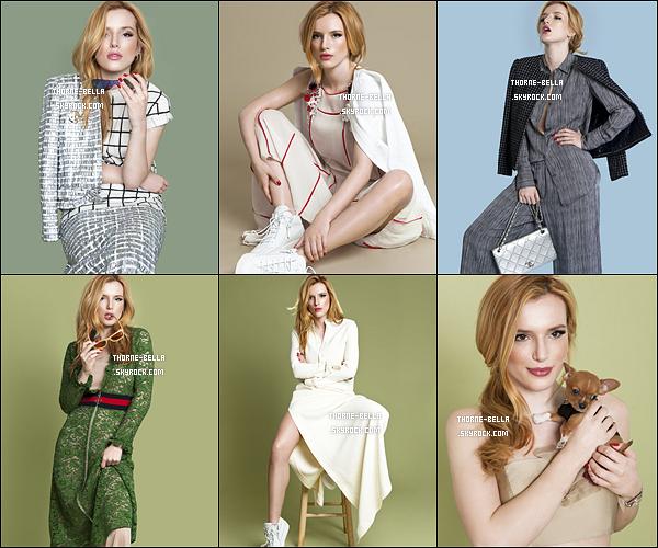 Voici les scans du magasine Marie Claire pour avril 2016 sorti en Indonésie.