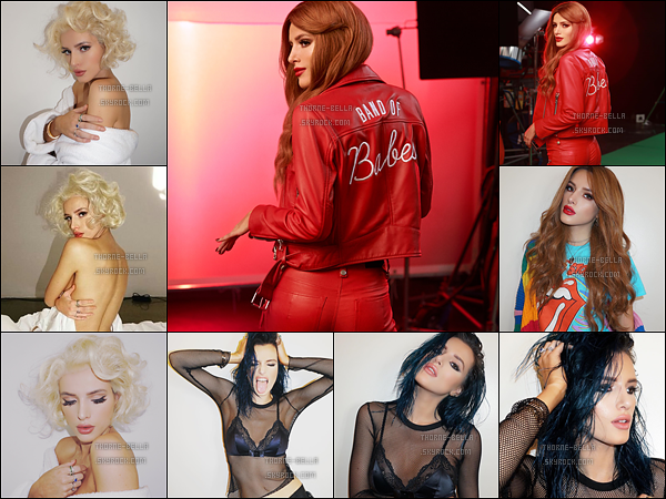 Découvrez les premières images du shoot pour la marque de cosmétique Buxom.