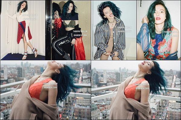 Découvrez six nouveau clichés de miss Bella pour le magazine « Wonderland ».