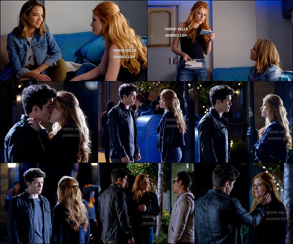 Découvrez quelques stills du 1x04 de Famous In Love, intitulé Prelude to a Kiss.