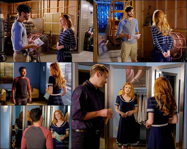Voici quelques stills du 1x06 de Famous In Love, intitulé Found in Translation.