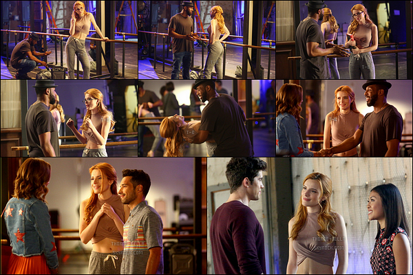 Voici ci-dessous quelques stills du 1x07 de Famous In Love, intitulé Secrets & Pies.