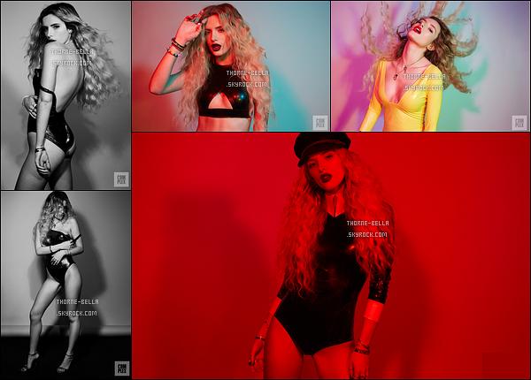 Découvrez le shoot réalisé par Brooke Nipar pour le magazine américain Complex. J'aime beaucoup les clichés, je trouve Bella très sexy mais sans être vulgaire dessus. C'est un photoshoot réussit pour ma part. Et pour vous ?