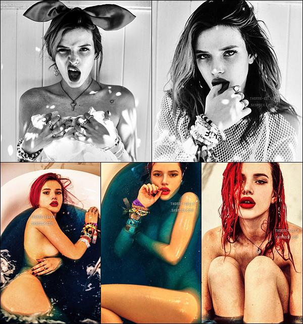 Découvrez un nouveau shoot de Bella T. réalisé par le photographe Damon Baker. J'aime beaucoup les clichés et plus particulièrement les deux photos en noir et blanc. Et vous, aimez-vous ce shoot? Quel(s) cliché(s) préférez-vous?