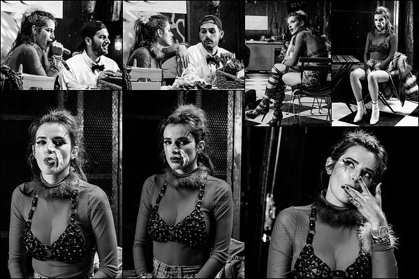 Voici un shoot qui a été réalisé en même temps que le clip pour Salad Dressing.