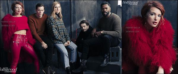 Découvrez 2 portraits pris au Music Lodge pendant le Sundance Film Festival.