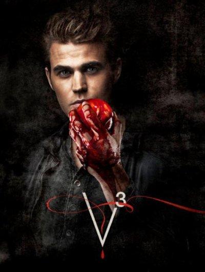 Vampire Diaries saison 3: Damon amoureux, Stefan méchant !