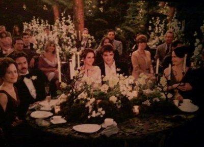 Twilight 4: Le mariage, nouvelles photos inédites