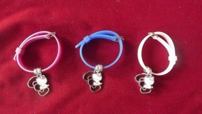 bracelet en silicone hello kitty