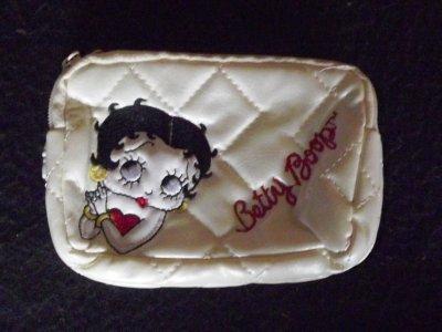 porte monnaie Betty Boop