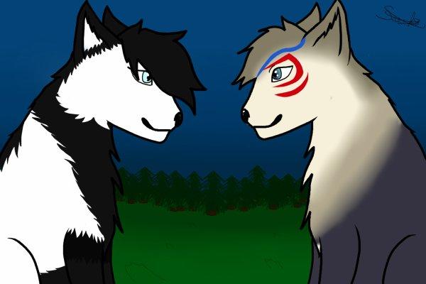 Petit Cadeau pour WolfSpirit >w<