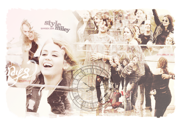 I'M BACK , I'M BACK ...                                                                                                                                                     StyleMiley___Your source about Miley Ray Cyrus,  since 2009