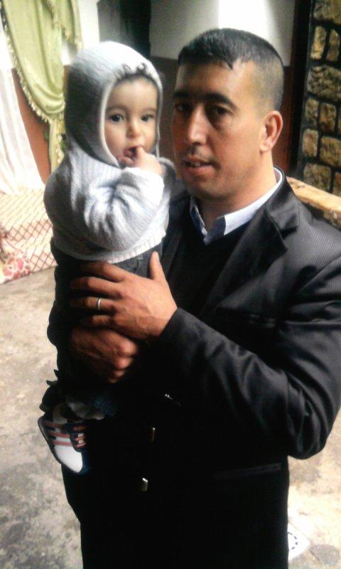 mon frangain et son petit fils