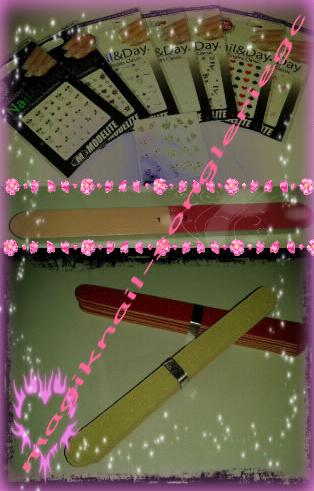 ☆ ★ ☆ Photos de mon materiel.☆ ★ ☆