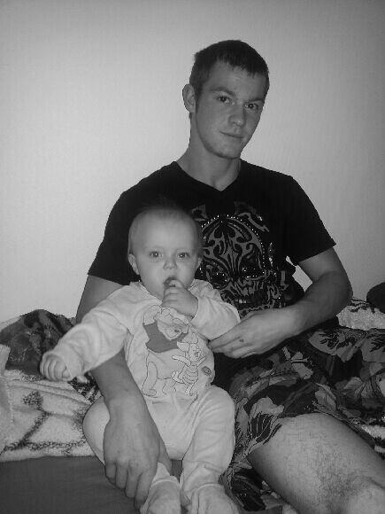 Mon cheri et mon fils ♥